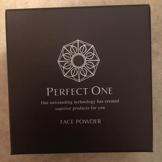 パーフェクトワン(PERFECT ONE)のパーフェクトワンフェイスパウダー(フェイスパウダー)
