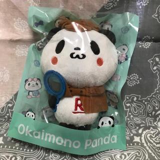 ラクテン(Rakuten)の楽天 パンダ ぬいぐるみ(ノベルティグッズ)