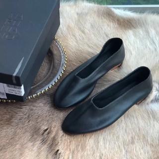 トゥモローランド(TOMORROWLAND)のマルティニアーノ フラットパンプス バレエシューズ (ローファー/革靴)