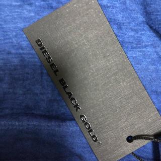 ブラックゴールド(BLACK GOLD)の【新品 未使用】 DIESEL BLACK GOLD(Tシャツ/カットソー(半袖/袖なし))