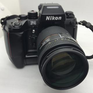 ニコン(Nikon)のNikon F4S AiAF35-135mmF3.5-4.5Nレンズセット(フィルムカメラ)