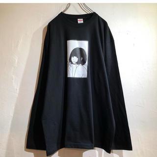 ビームス(BEAMS)の夕海 0.14 hao 黒 ロンT XXL(Tシャツ/カットソー(七分/長袖))