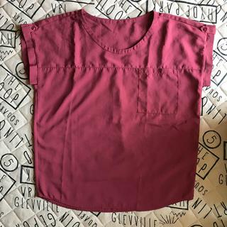 ジーユー(GU)の【夏物最終値下げ】gu  Tシャツ(Tシャツ(半袖/袖なし))