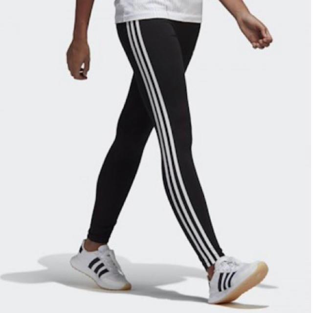 adidas(アディダス)のadidas  originals レギンス トラックパンツ ラインパンツ レディースのレッグウェア(レギンス/スパッツ)の商品写真