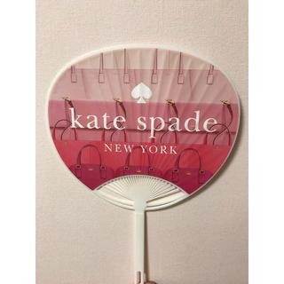 ケイトスペードニューヨーク(kate spade new york)のkate spade  うちわ(その他)