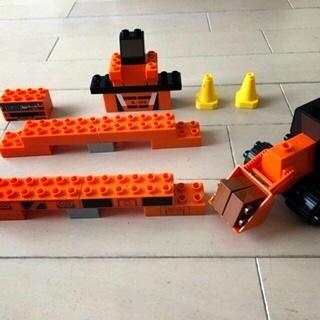バンダイ(BANDAI)のブロックラボ リジッドダンプブロック(積み木/ブロック)