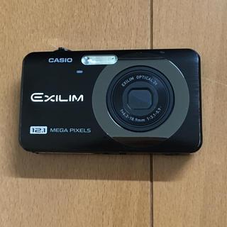 カシオ(CASIO)のデジカメ カシオ エクシリム(コンパクトデジタルカメラ)