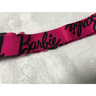 バービー(Barbie)のスーツケースベルト(スーツケース/キャリーバッグ)