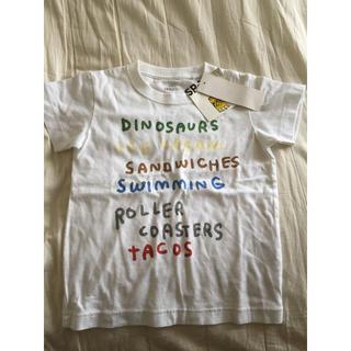ユニクロ(UNIQLO)の新品 タグ付き 未使用 ユニクロ SPRZ NY キッズ Tシャツ(Tシャツ/カットソー)
