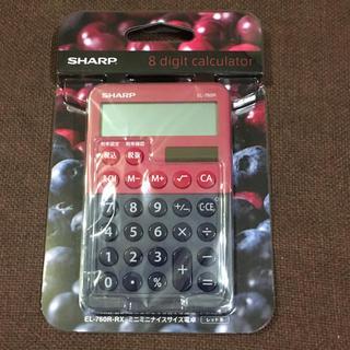 シャープ(SHARP)のシャープ EL-760R-RX 電卓(その他)