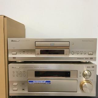 パイオニア(Pioneer)のパイオニア アンプ VSA-D7EX トント様専用(DVDプレーヤー)