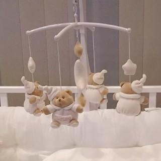 nanan ベッドメリー(オルゴールメリー/モービル)