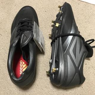 アディダス(adidas)の送料無料!アディダス野球用スパイク 金具 28.5センチ(シューズ)