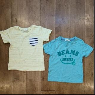 コドモビームス(こどもビームス)のBEAMSmini Tシャツ 90(Tシャツ/カットソー)