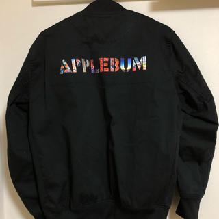 """アップルバム(APPLEBUM)のAPPLEBUM  """"Masterpiece"""" MA-1 Jacket (ブルゾン)"""