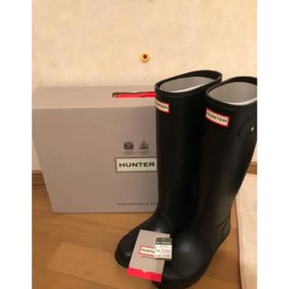 ハンター(HUNTER)のハンターレインブーツ HUNTE 100%正規品(レインブーツ/長靴)