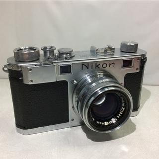 ニコン(Nikon)のニコン S / NIKKOR-HC 5cm f2(フィルムカメラ)