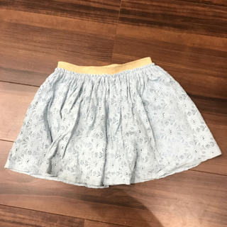 GU - スカート風キュロットスカート