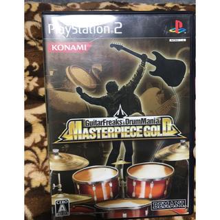 プレイステーション2(PlayStation2)のギターフリークス&ドラムマニアマスターピースゴールド(家庭用ゲームソフト)