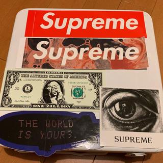 シュプリーム(Supreme)のsupreme ステッカー5枚セット(ステッカー)