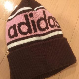 アディダス(adidas)のアディダス ニット帽(その他)
