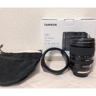 TAMRON - TAMRON SP 24-70mm F/2.8 Di VC USD G2