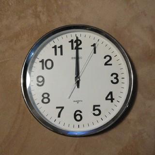 セイコー(SEIKO)のSEIKO QA488N 掛け時計(掛時計/柱時計)