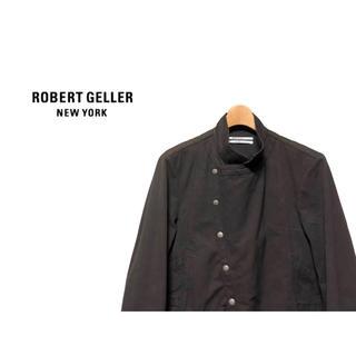 ロバートゲラー(ROBERT GELLER)のROBERT GELLER コットン ライダース ジャケット / ロバートゲラー(ライダースジャケット)