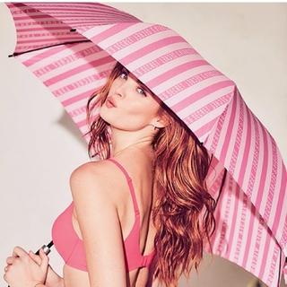 ヴィクトリアズシークレット(Victoria's Secret)の折りたたみ傘 ヴィクトリアシークレット(傘)