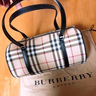 バーバリー(BURBERRY)のBurberry鞄(ハンドバッグ)