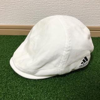 アディダス(adidas)のアディダス adidasハンチング 帽子 ゴルフ(キャップ)