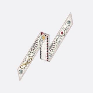 ディオール(Dior)のお買い得⚠️新品✨ディオール ミッツァスカーフ(バンダナ/スカーフ)