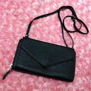 しまむら - 新品!しまむらHKWORKSLONDON♪ショルダーウォレット肩掛け財布バッグ
