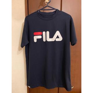 フィラ(FILA)のFILA Tシャツ ネイビー(Tシャツ/カットソー(半袖/袖なし))