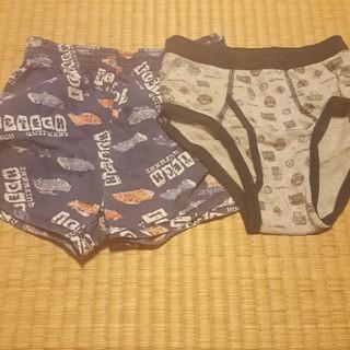 76de0a8bcf5e3 新品 パンツ ブリーフ ボクサー 130㎝ 4枚. ¥750. シマムラ(しまむら)の120 男子パンツ2枚セット(下着)