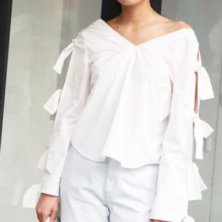 The Dayz tokyo リボンシャツ