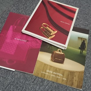 LOUIS VUITTON - ルイヴィトン カタログ