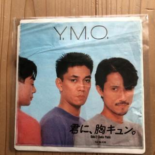 アルファ(alpha)のシングルレコード  YMO  君に胸キュン (その他)
