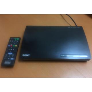ソニー(SONY)のSONY ブルーレイディスク/DVD プレイヤー BDP-S190 (ブルーレイプレイヤー)