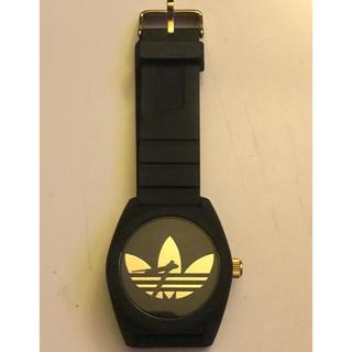 アディダス(adidas)の人気モデル★アディダス サンティアゴ腕時計 adidas ★中古美品(腕時計(アナログ))