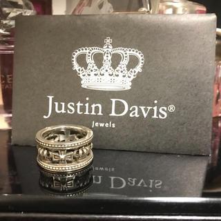ジャスティンデイビス(Justin Davis)のJustin Davis SRJ175 リング💍(リング(指輪))