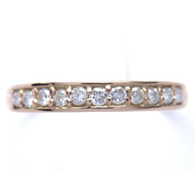 K10 ダイヤモンド 0.30ct リング レディースのアクセサリー(リング(指輪))の商品写真