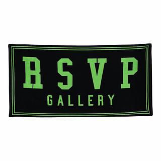 オフホワイト(OFF-WHITE)の確実正規 新品 RSVP Gallery Towel バスタオル ビーチタオル(タオル/バス用品)