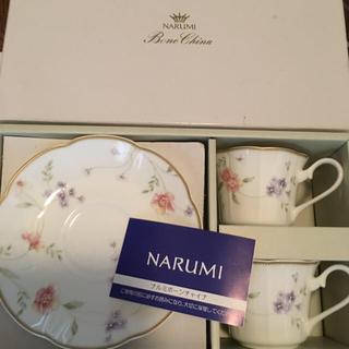 NARUMI - ナルミ  ペア  カップ&ソーサー