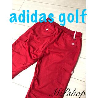 アディダス(adidas)の美品♡ adidasgolf  ゴルフパンツ レディース(ウエア)