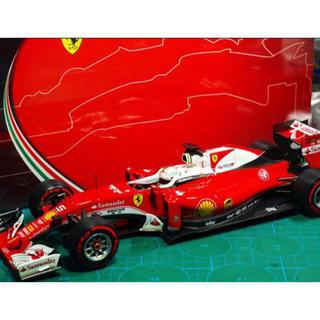 フェラーリ(Ferrari)の1/18 BBR フェラーリ SF16-H ベッテル 中国グランプリ(ミニカー)