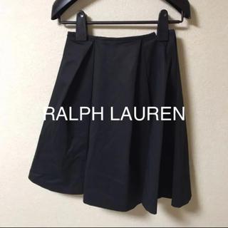ラルフローレン(Ralph Lauren)の☘T339☘ ラルフローレン フレア スカート 7(ひざ丈スカート)