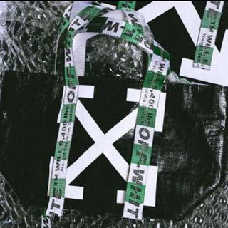オフホワイト(OFF-WHITE)の本物 ★ 国内正規品 オフホワイト トート tシャツ パーカー スニーカー (トートバッグ)