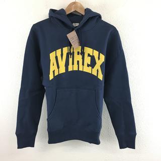 アヴィレックス(AVIREX)の新品 未使用 アヴィレックス AVIREX ロゴ パーカ サイズ M(パーカー)