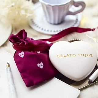ジェラートピケ(gelato pique)のジェラートピケ 印鑑ケース巾着袋SET (印鑑/スタンプ/朱肉)